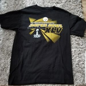Pittsburgh Steelers Superbowl XLV Tee